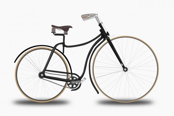 De revival van de transport fiets